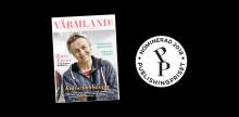 Magasin Värmland 2018 är nominerat till Publishingpriset i kategorin print