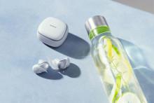 Sony lance des écouteurs de sport sans fil à réduction de bruit