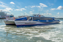 Sika Limited: Sika Direct Glazing System Chosen For The Latest Thames Clippers