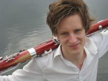 100 000 kronor till fagottisten Sebastian Stevensson