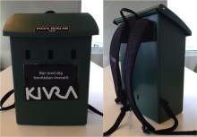 Bär med dig brevlådan överallt - ett koncept och en följetong signerat den digitala brevlådan Kivra.