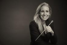Cathrine Winnes ny chefsdirigent och konstnärlig ledare för Blåsarsymfonikerna