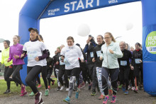 Vitamin Well Run of Hope samlar in 1,7 miljoner till Barncancerfonden