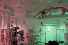 Vierailulla tanskalaisessa Koldingin sairaalassa: Ergonominen LED-värivalaistusratkaisu käytössä jo 10 vuotta