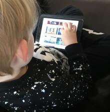 Stora Synundersökningen: Var tredje förälder känner oro för att skärmtittande påverkar barnens syn negativt