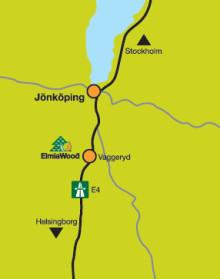 Bratteborg blir platsen för Elmia Wood 2021