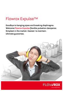 Flowrox Expulse Pulsation Dampener