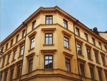 Serafim Fastigheter säljer fastighet på Luntmakargatan till Brf Sandberget