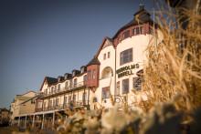 Waxholms Hotell certifierat av Nordens officiella miljömärkning Svanen