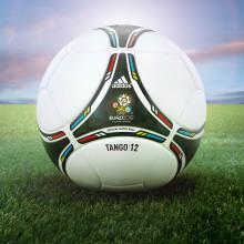 Bollen som ska ta Sverige till EM-final - adidas Tango 12