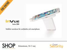 SHOP 2017: Trådlöst varularm för surfplatta och smartphone
