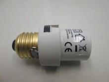 Lamphållare kan ge elchock