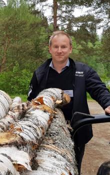 Därför kan du känna dig trygg när du  väljer en skogsmaskin från Vimek.