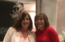 Royal makeover for Sue
