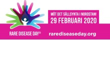 Rare Disease Day 29 Februari