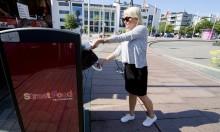 Smarta soptunnor minskar skräpet på stan