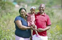Bostadsköpare i Vällingby hjälper hemlösa barn i Mocambique