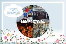   Minifestival på Parksommar
