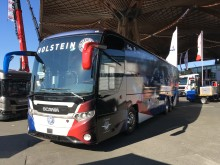 Scania Interlink als neuer Mannschaftsbus für den Fußball-Zweitligisten KSV Holstein