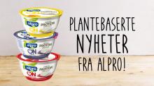 NYHET! Den proteinrike Alpro-favoritten får selskap av tre nye varianter