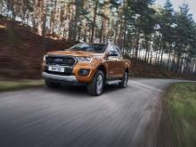 Entistä tehokkaampi, taloudellisempi, viimeistellympi ja älykkäämpi Ford Ranger esitelty