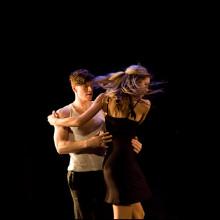 """Premiär för dansföreställningen """"And then"""" på Balettakademien"""