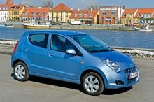 Få en bedre biløkonomi med Suzuki Alto