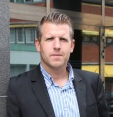 Fredrik Sundin- ny försäljningschef för Avtalsportfölj på STANLEY Security