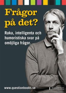 Ernst Billgrens nya bok redan i pocket