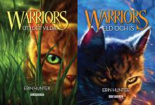 Warriors - klankrig mellan katter i ny serie för unga fantasyälskare