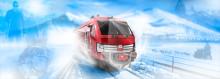 Ta tåget till Hemavan Tärnaby i vinter!