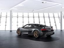 Audi R8 V10 Decennium – en hyldest til 10 år med V10-motoren