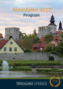 Almedalsprogram 2017