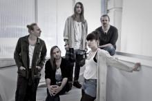 Svenskt popband lanseras i europa med mobilapp.