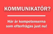 Topp 20: Heta kompetenser för kommunikatörer