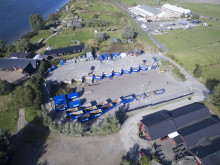 Lilla Hammar återvinningscentral blir kvar