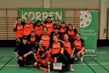 Heri IBK från Kiruna segrare i Luleås kval i Sweden Floorball Cup