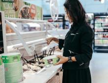 Salad bar sales is growing in Finland