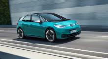 Premiär på svensk mässa för Volkswagens nya elbil ID.3