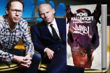 Pressmeddelande: Kallentoft & Lutteman släpper årets hetaste spänningsroman