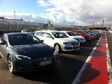 Gröna Bilister slår larm: Miljöbilsandelen sjunker, fossilbränsleoberoende under 3%