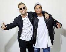 Samir & Viktor inleder Live på Liseberg i april