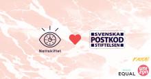 Nattskiftet, Make Equal, Fatta och Unizon tryggar FESTen - med stöd av Postkodstiftelsen