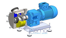 TAPFLO Benelux BV became the exclusive distributor for SOMA Pumps GmbH