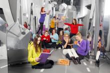 Hundratals Geeks samlas på Tekniska museet under temat Better TogetHer