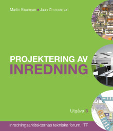 Ny aktualiserad utgåva av Projektering av inredning