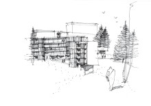 Arkitema vinder stort boligprojekt i Nacka, Sverige