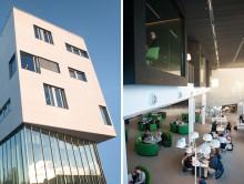 Örebro kommuns byggnadspris till Novahuset