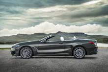 Den helt nye BMW 8-serie Cabriolet