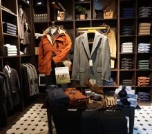 Lidholm´s Clothier flyttar in